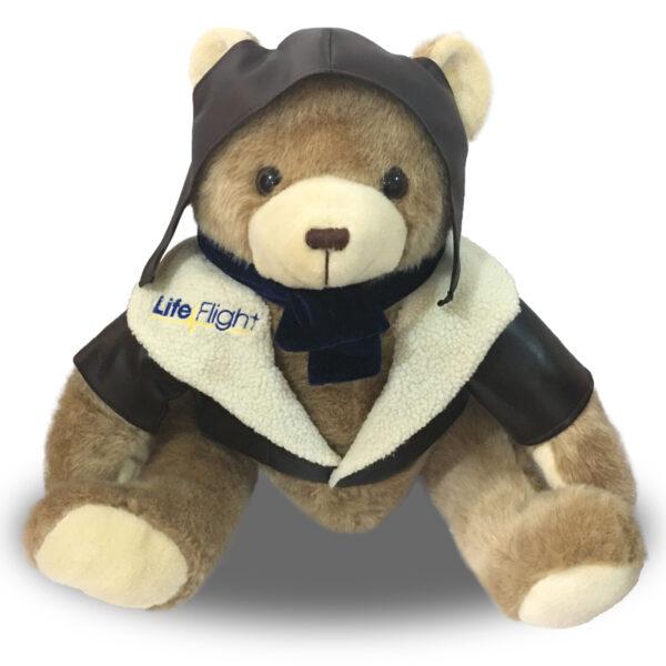 Chief Pilot Bear