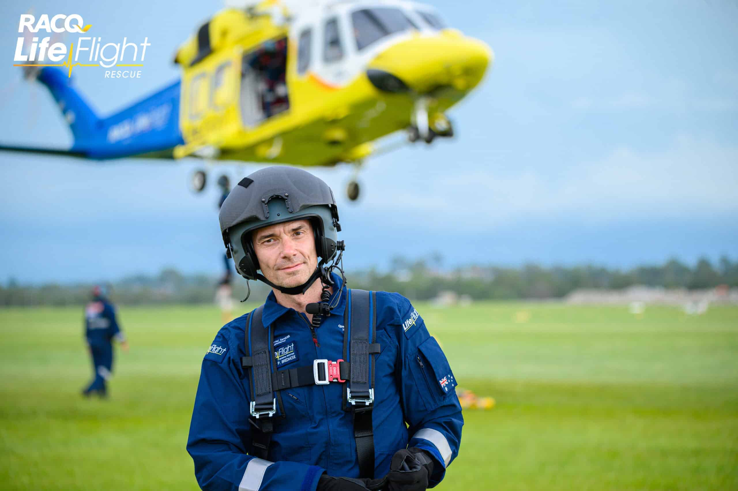 RACQ LifeFlight Rescue Critical Care Doctor talks COVID-19 preparations with Norwegian Air Ambulance Foundation