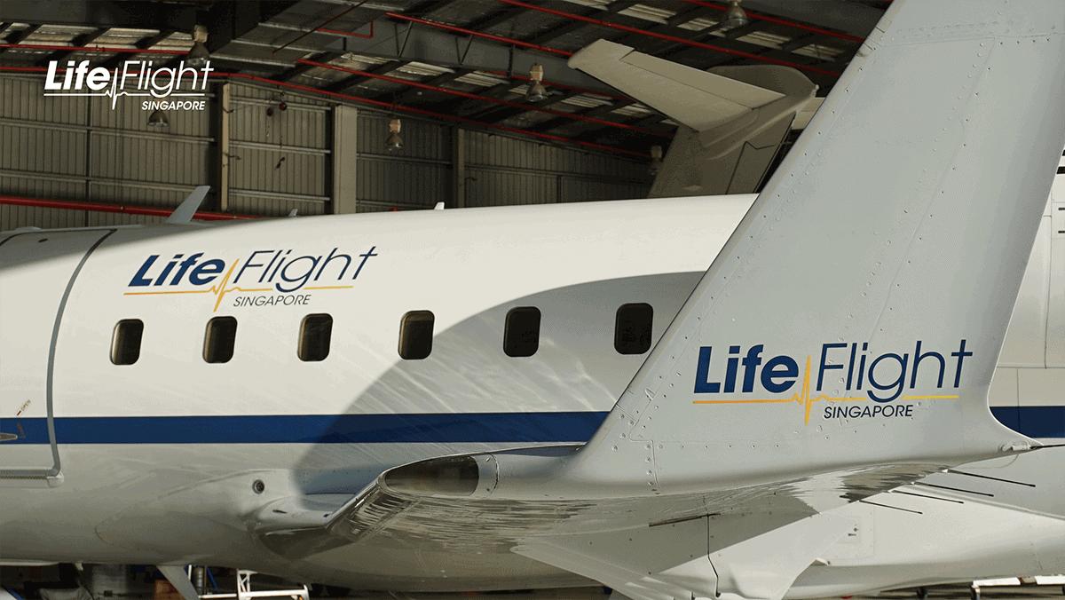 LifeFlight launches aeromedical base in Singapore
