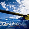RACQ LifeFlight Rescue searches for suspected missing swimmer