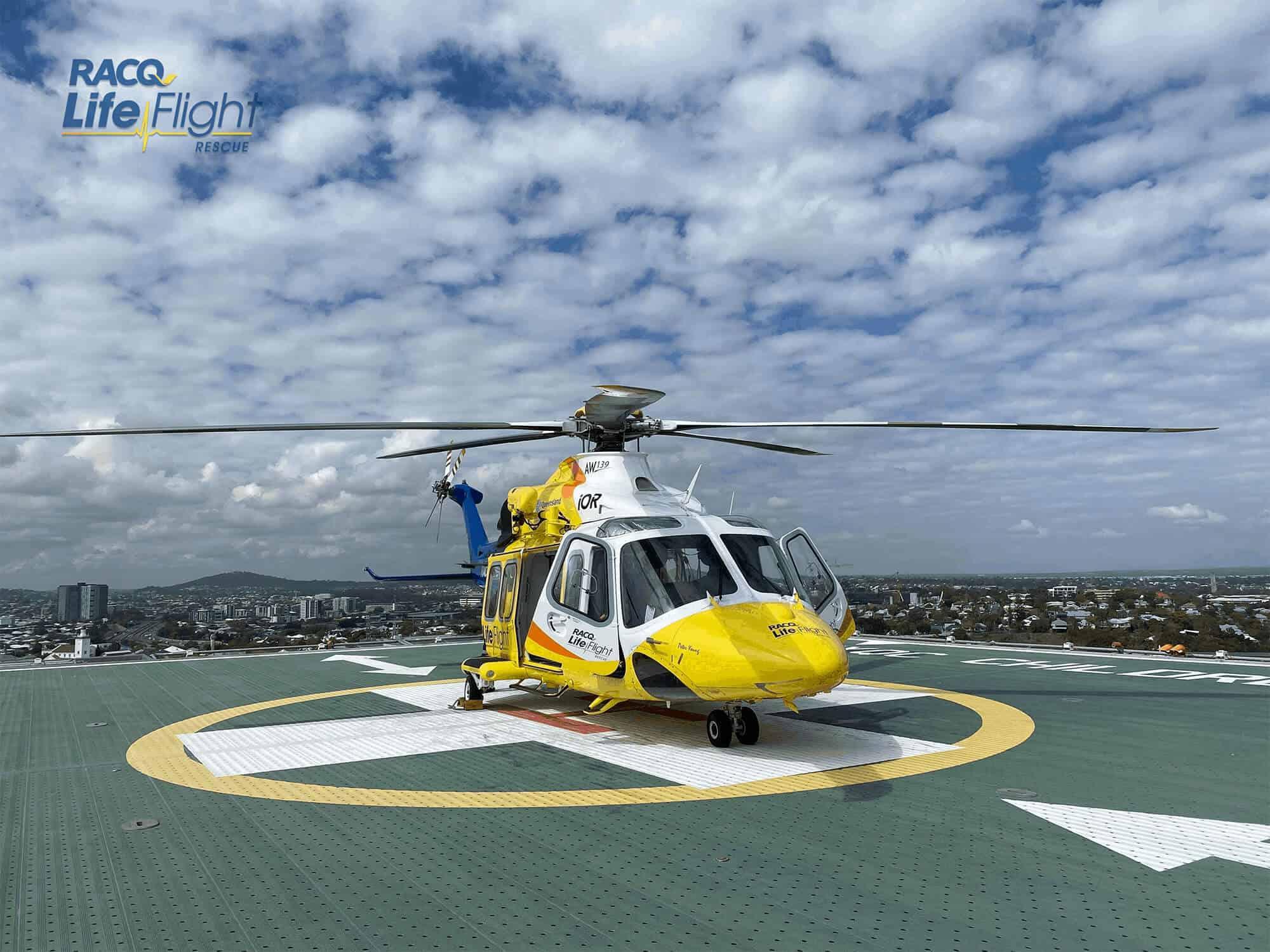 AW139 Captain - Brisbane