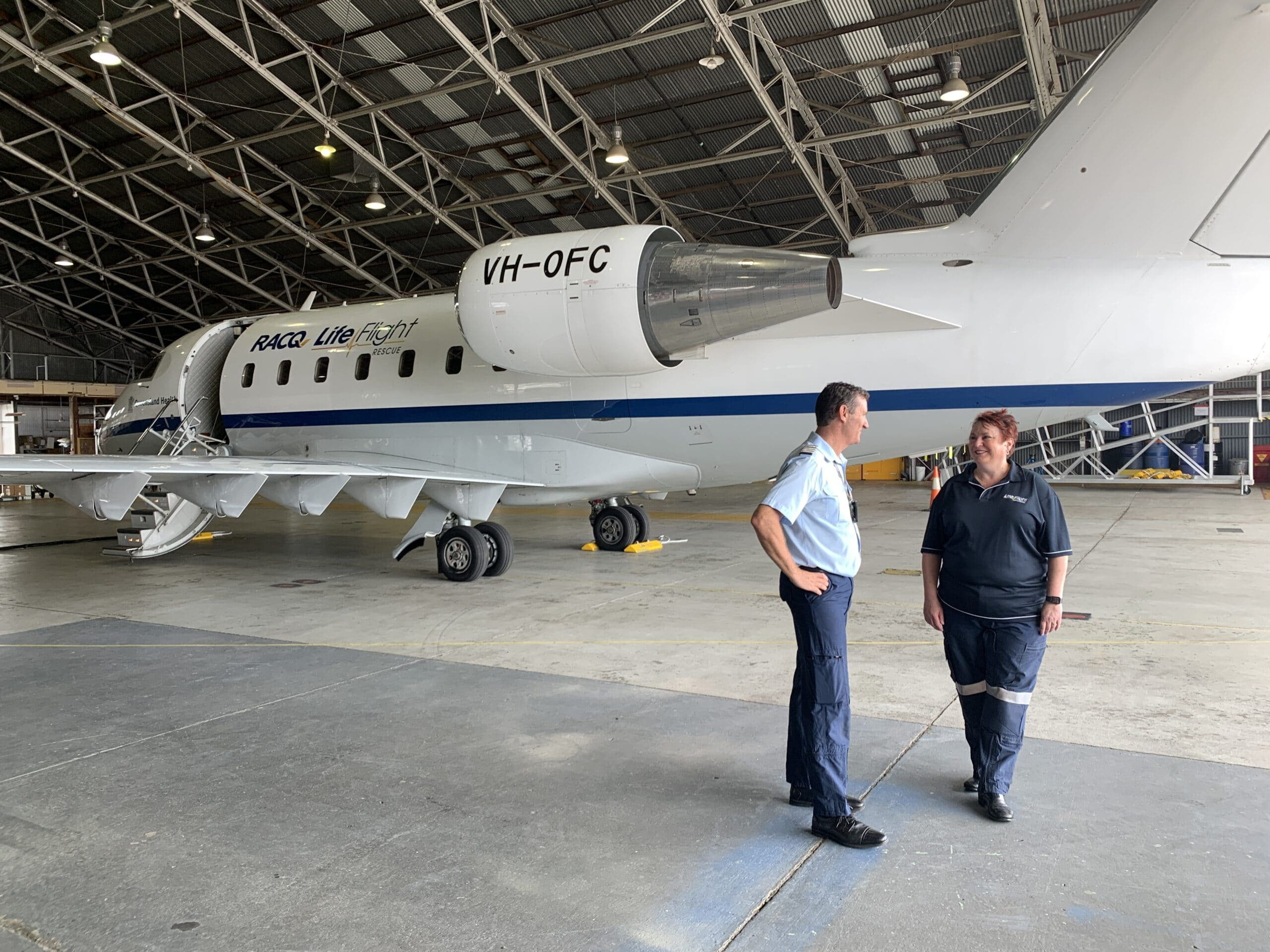 Record year for Townsville jet fleet
