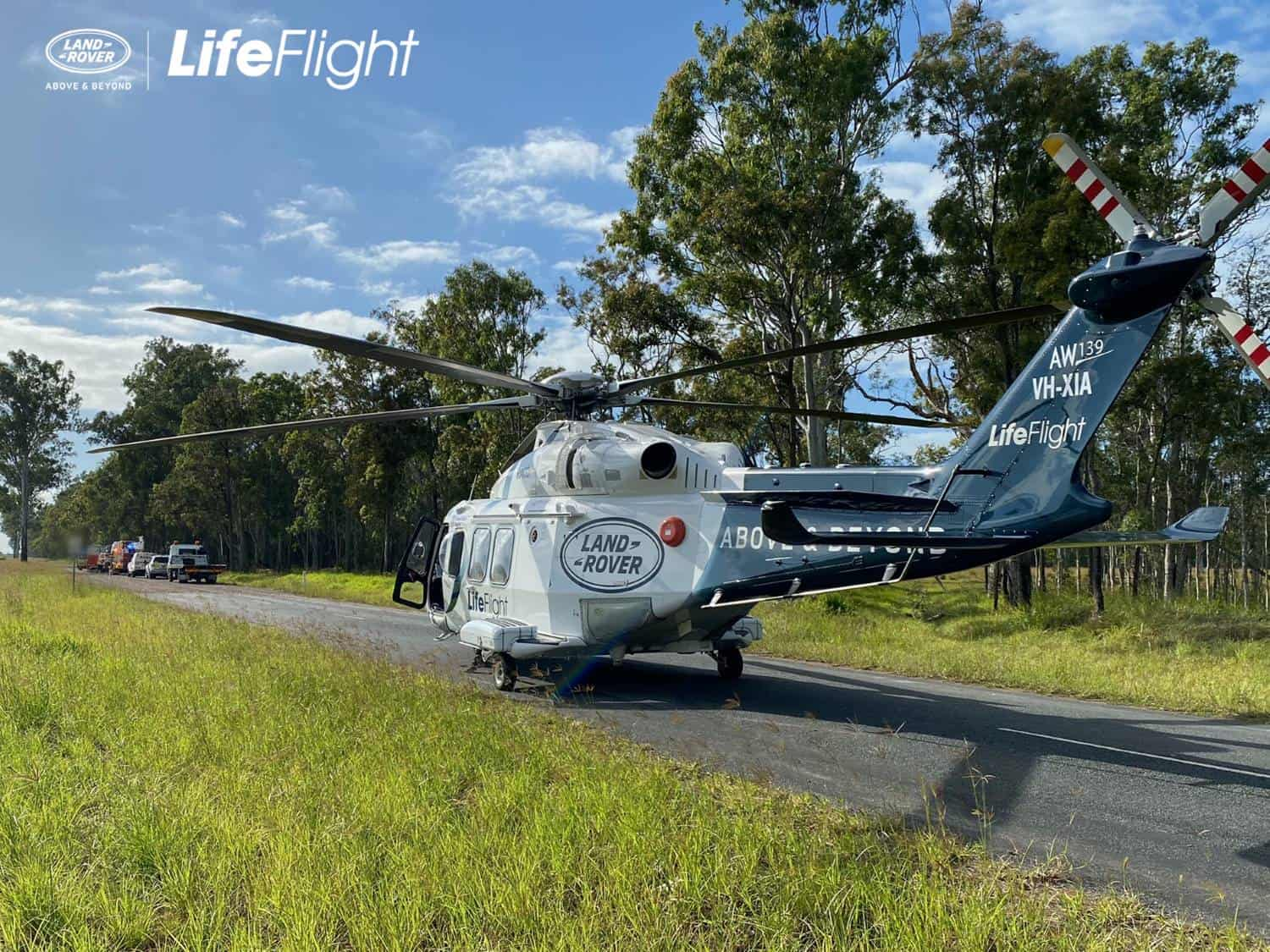 Seriously injured teenager airlifted after crash