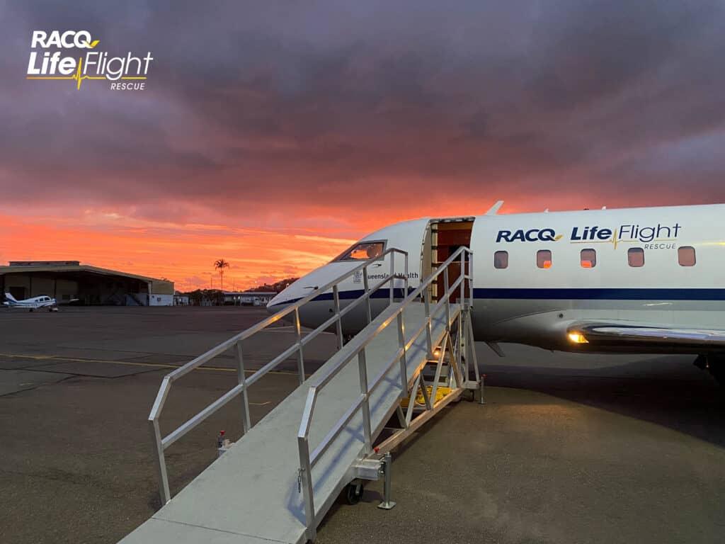 RACQ LifeFlight Rescue Air Ambulance Jet 1 1024x768